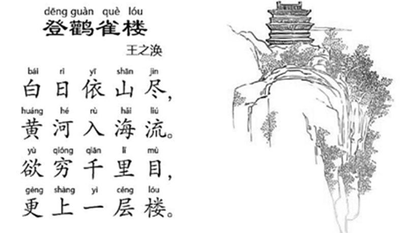 咏鹅古诗配图简笔画