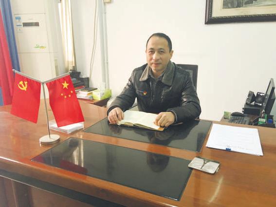 【一把手访谈】木兰镇党委书记黄自韬_新都视界网_市