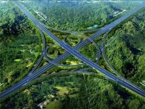 成绵复线高速,雅康高速,雅西高速,广邻高速,g75兰海高速公路南渝段等.