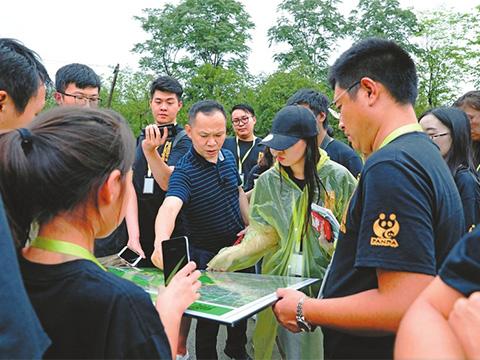 成都将打造69平方公里熊猫之都 规划面积69平方公里