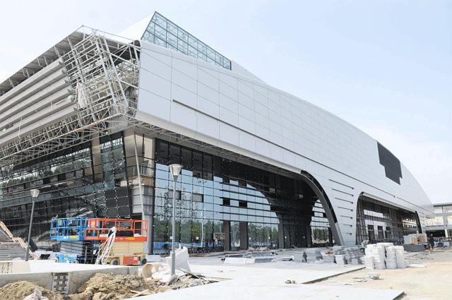 层钢筋混凝土框架结构